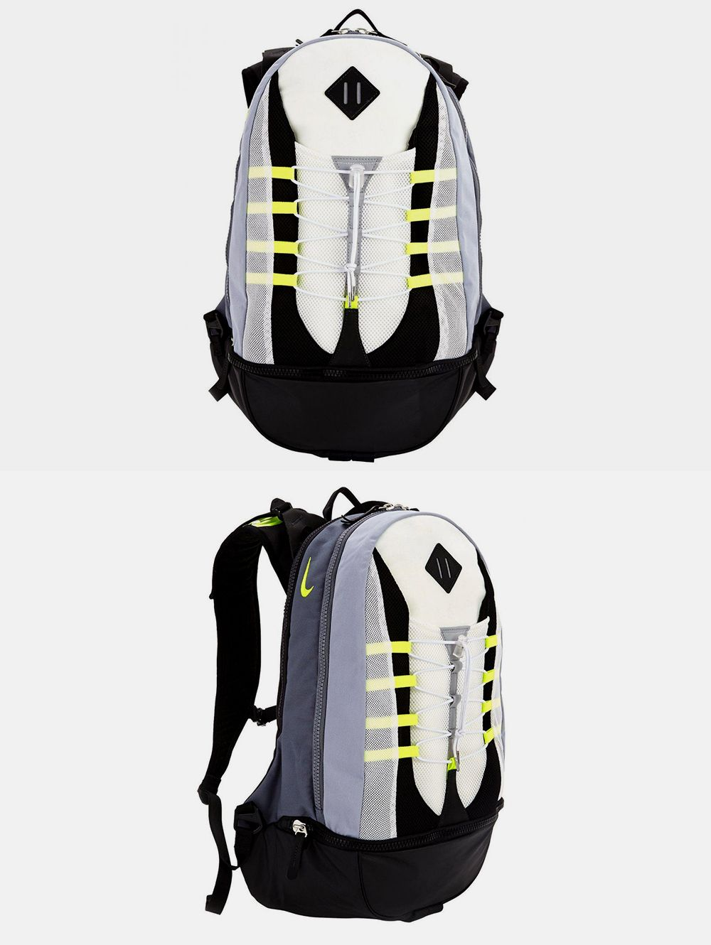 Nike Neon Air Max 95 Backpack