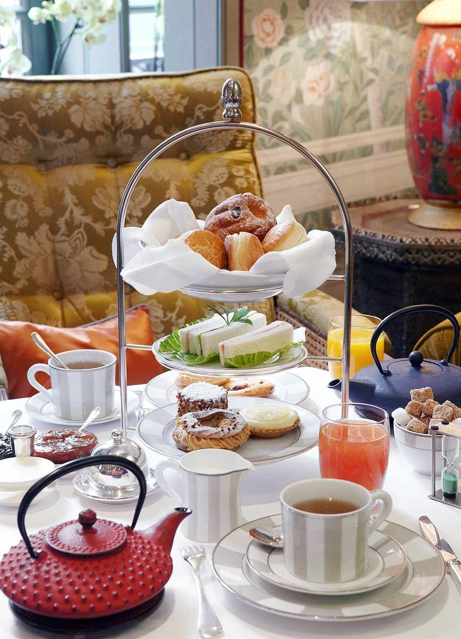 Hotel Daniel Paris Afternoon Tea