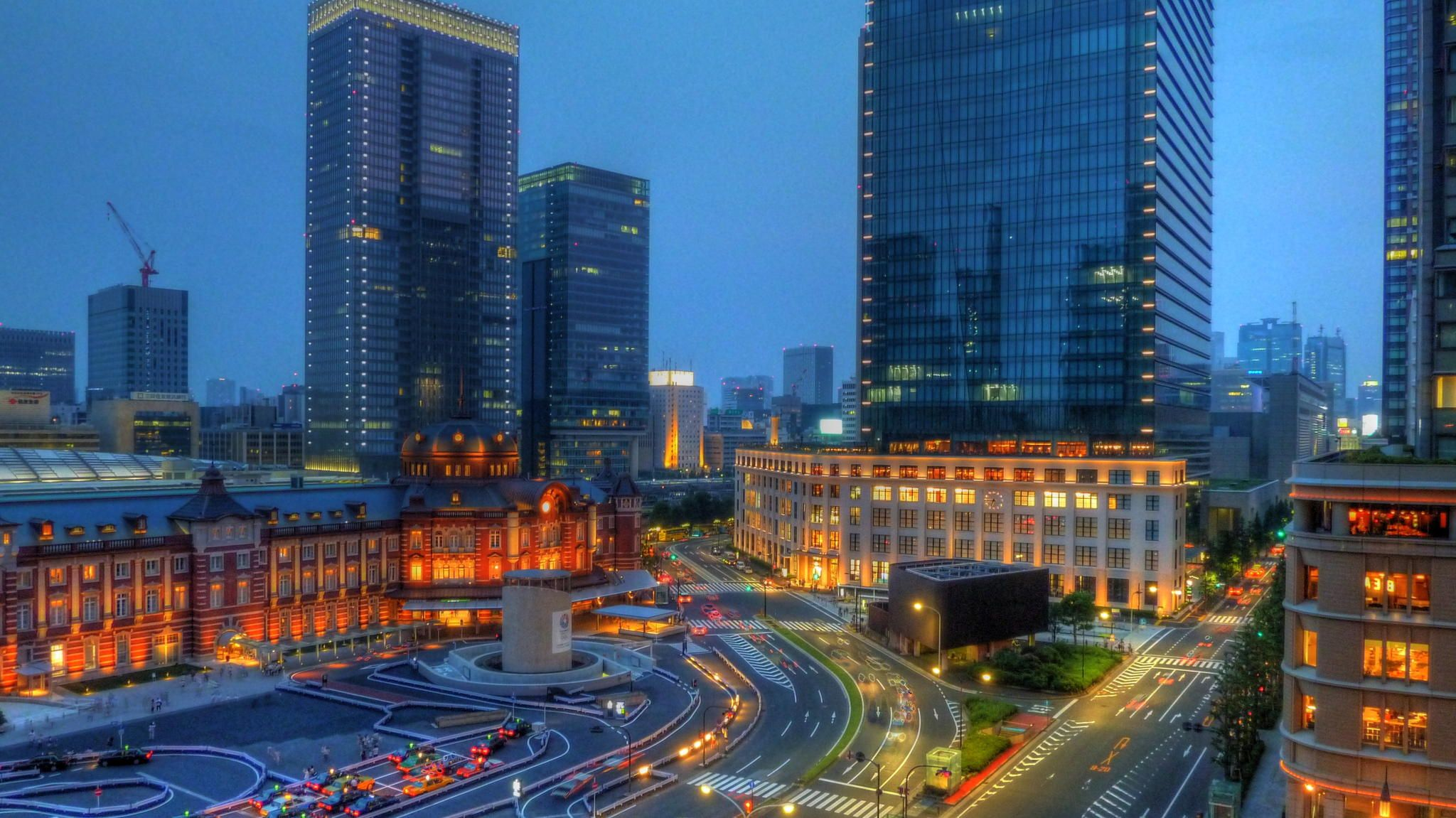 Tokyo Station, Marunouchi by Colin Macleod on 500px