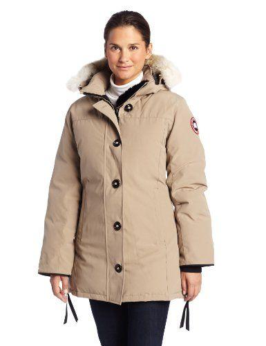 Canada goose dawson parka navy