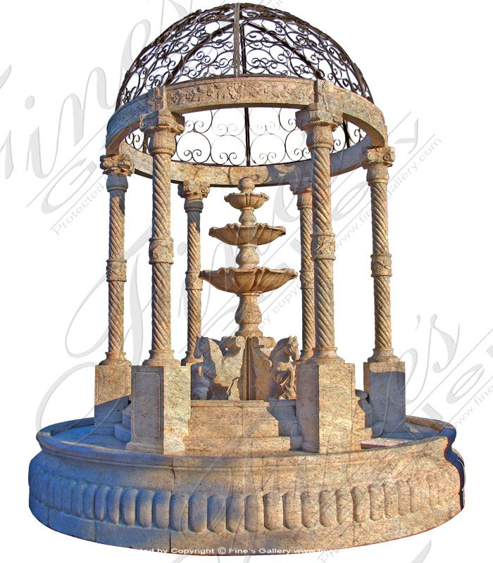 Marble Grand Fountains | Beautiful Designs from the World Leader