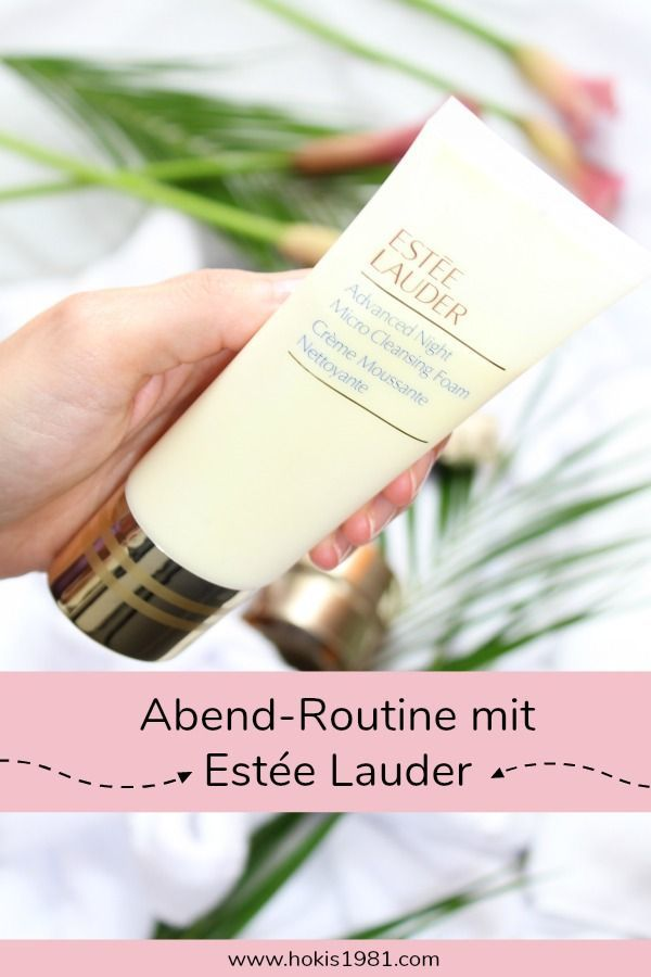 Estee Lauder Advanced Night Repair Flatlay