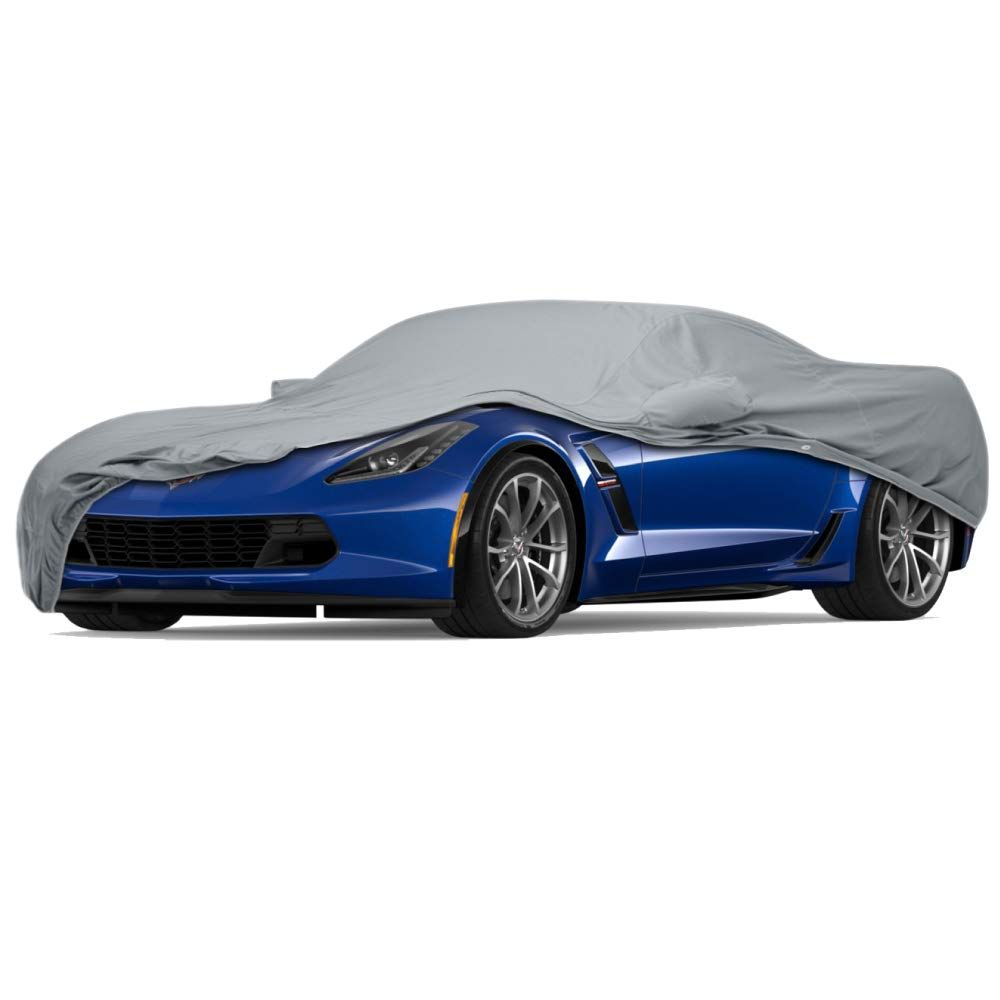 4 Layer Full Coverage Custom Fit Car Cover For Chevrolet Chevy Corvette C3 You Can Get Additional Details At Th Corvette Accessories Chevy Corvette Fit Car