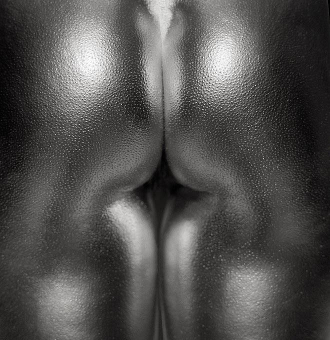 Nude men indonesian model