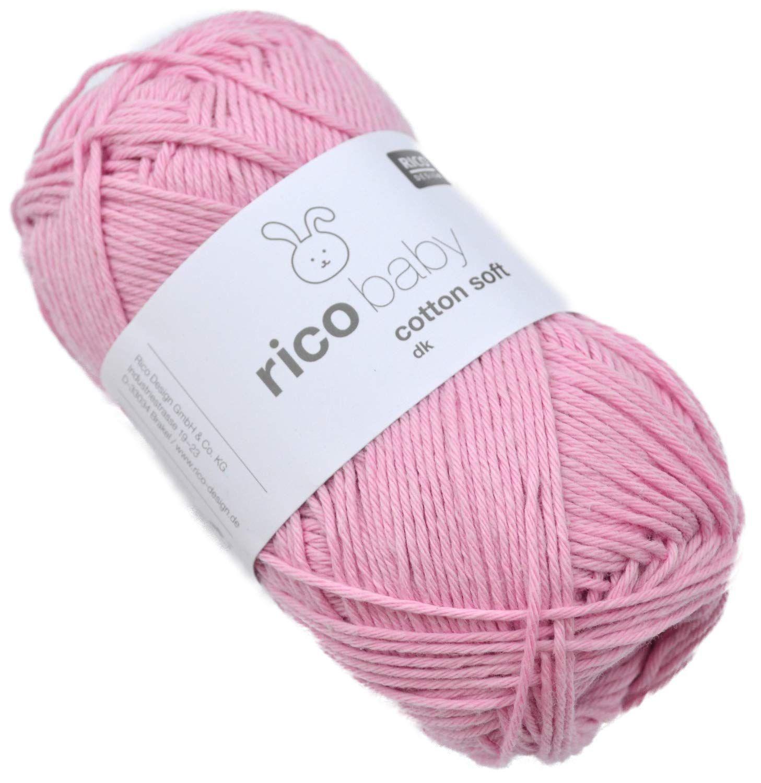 Babywolle Rico Baby Cotton Soft Dk Farbe 42 Wolle Zum Stricken