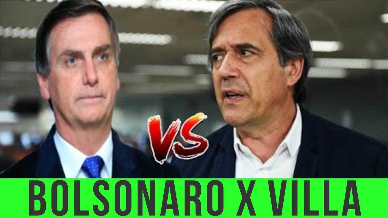Bolsonaro Detona Antonio Villa