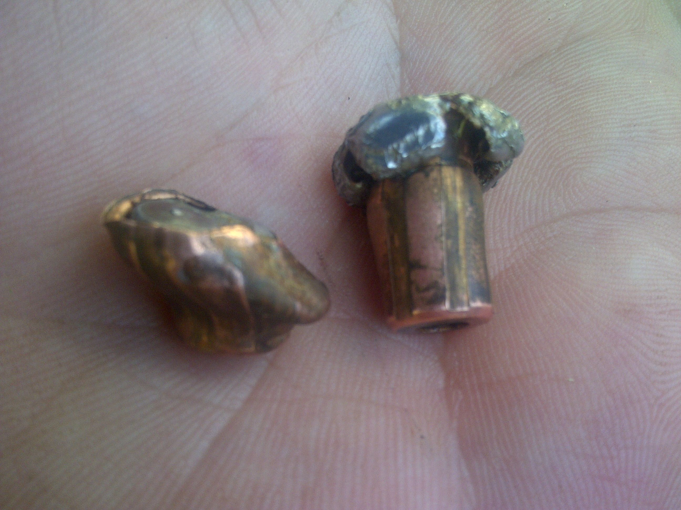 Two recovered 300gr Swift A-Frame  375H bullets | Random