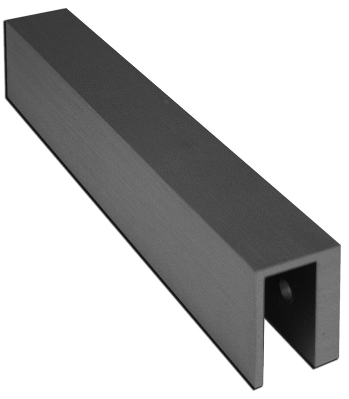 Securitron Gdb Vm600 Glass Door Brackets For Vista Vm600 Maglocks