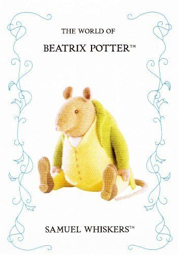 The World Of Beatrix Potter Knitting Pattern The World Of Beatrix