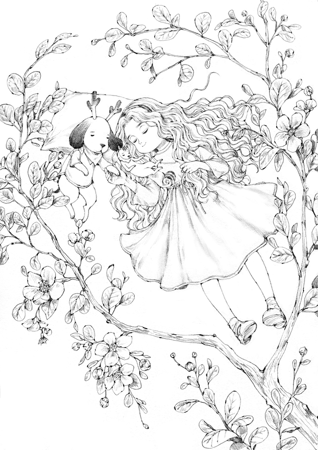 Anime Manga Girl Colouring Pages Coloring Book Art Elsa Coloring Pages Cute Coloring Pages