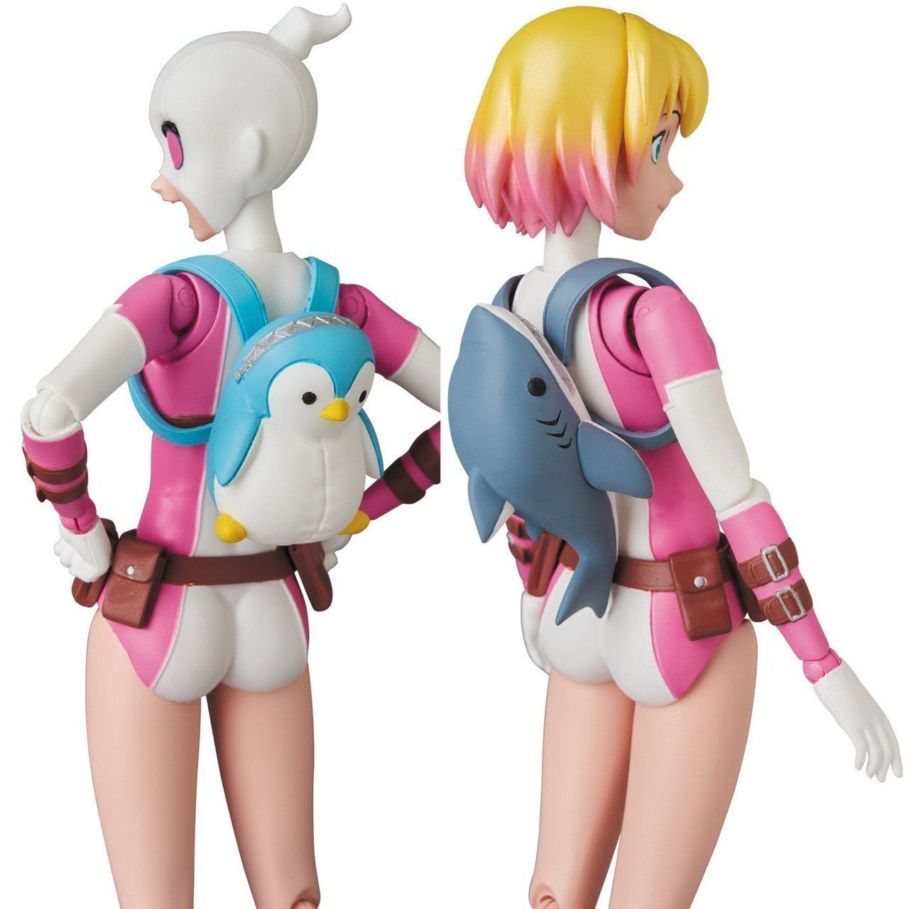 Medicom MAFEX 071 Marvel Gwenpool Action Figure
