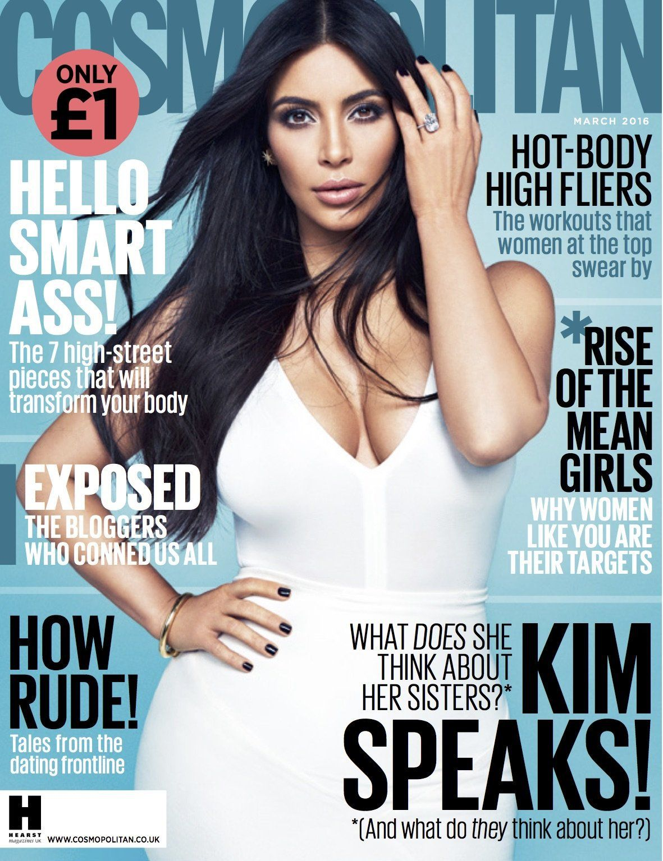 2019 year look- Kim makes kardashian the cover of adweek
