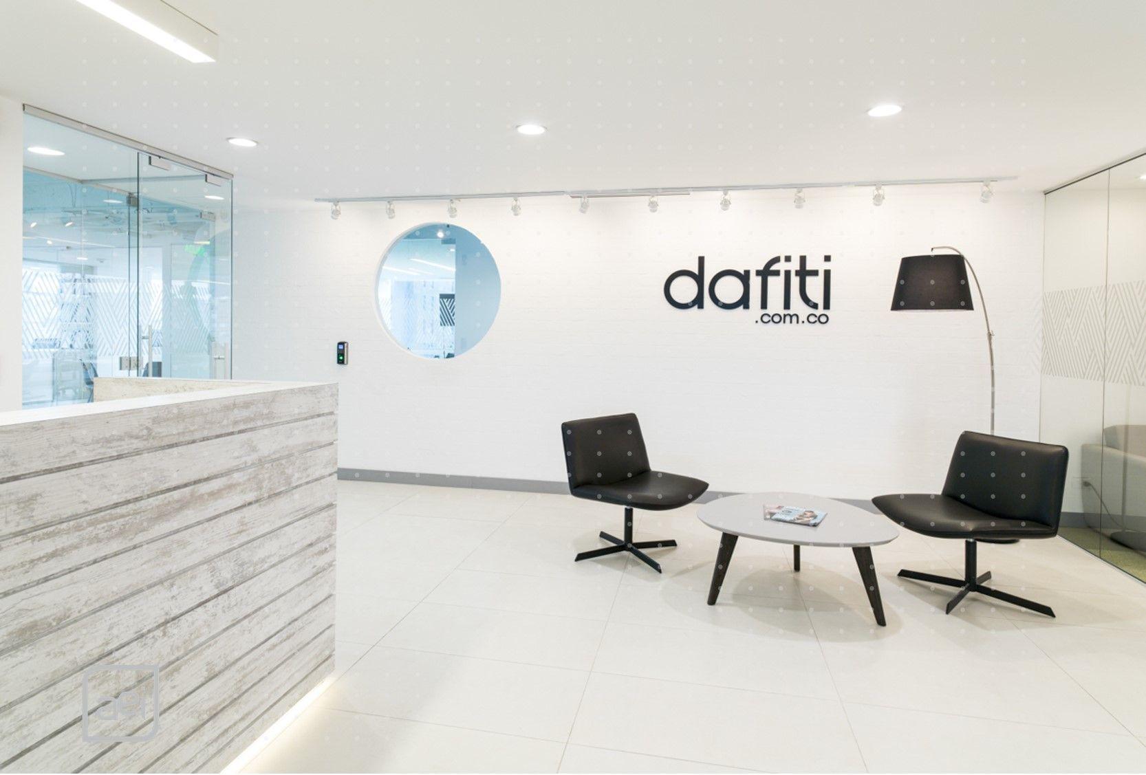 Dise o de las oficinas dafiti en bogot oficinas for Diseno de oficinas