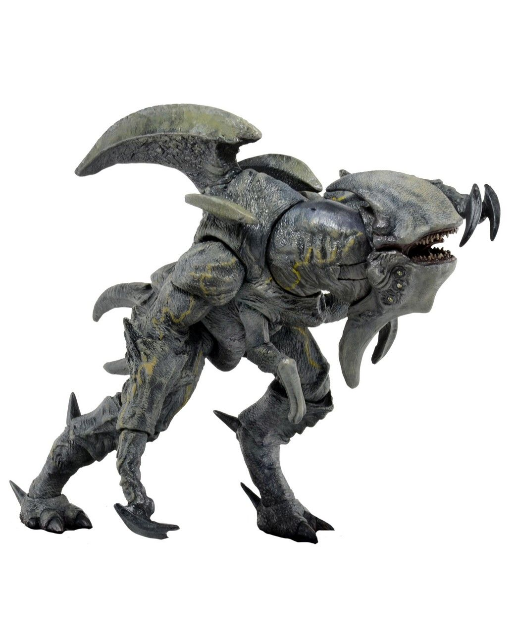 The Pacific Rim Toy Line Finally Made The Best Jaeger Toy Pacific Rim Kaiju Pacific Rim Kaiju It flies like a ball of thunder and its cry sounds like thunder. the pacific rim toy line finally made
