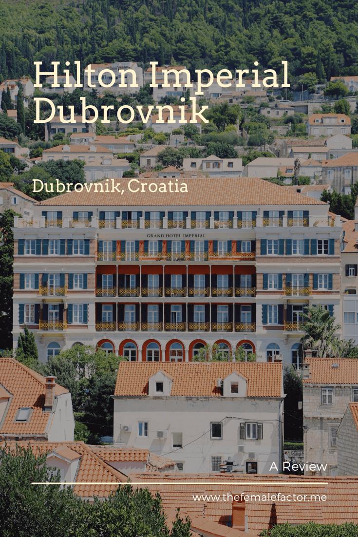 Hotel Grand Imperial Dubrovnik Croatia Dubrovnik Hotels And Resorts Europe Travel Destinations