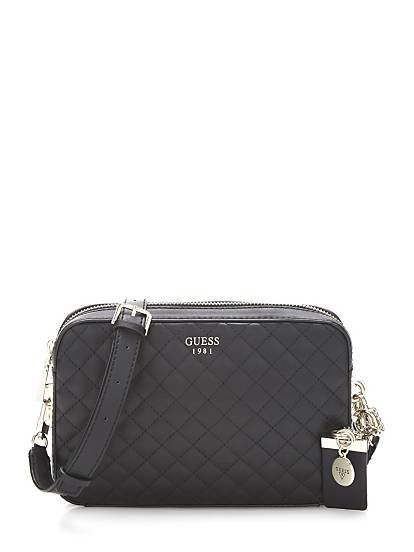 7b39f12cc1745 ROCHELLE CROSSBODY BAG   GUESS.eu   Föt   Pinterest   Bags ...