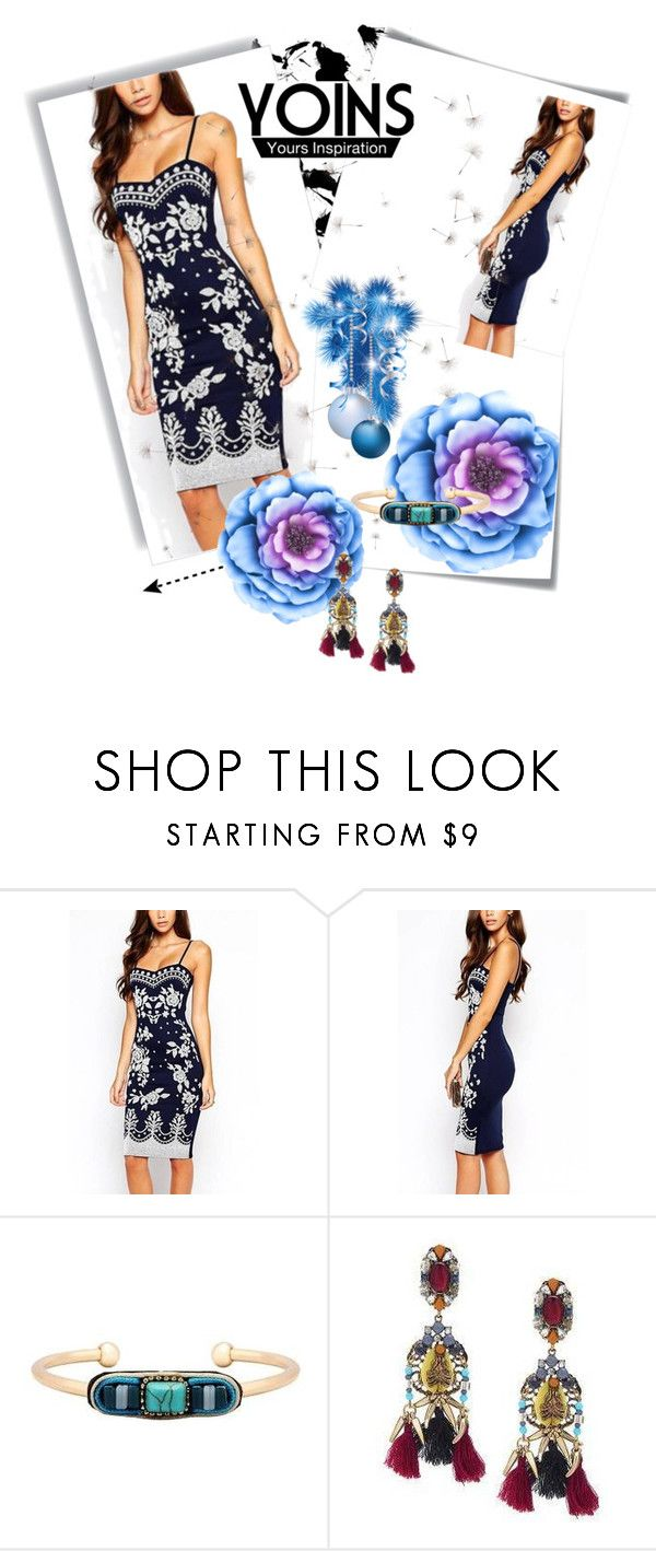 """""""YOINS 27"""" by ajdin-lejla ❤ liked on Polyvore featuring Post-It, women's clothing, women's fashion, women, female, woman, misses, juniors, polyvoreeditorial and yoins"""
