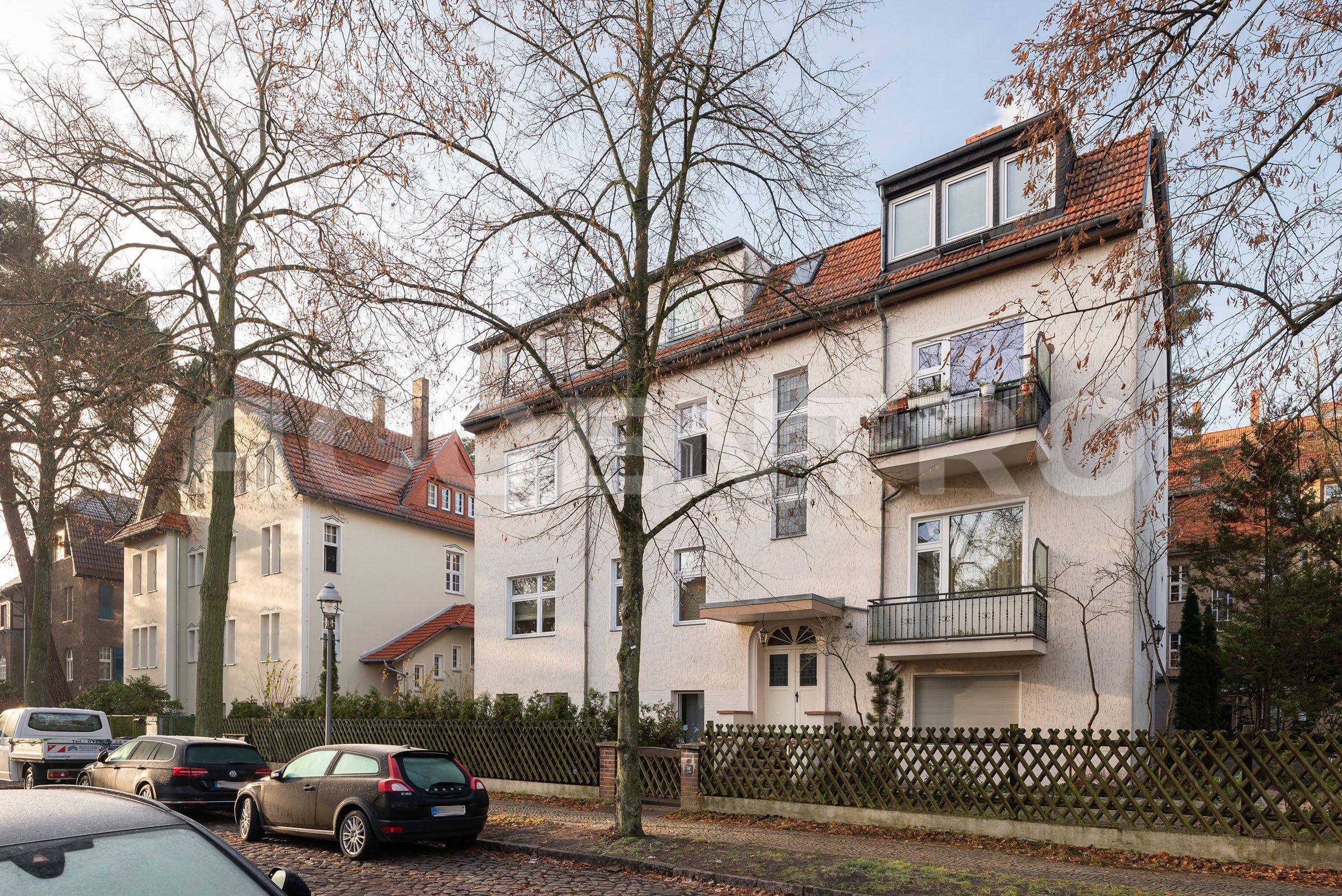 Wohnung kaufen in BerlinZehlendorf, Bergengruenstraße 25