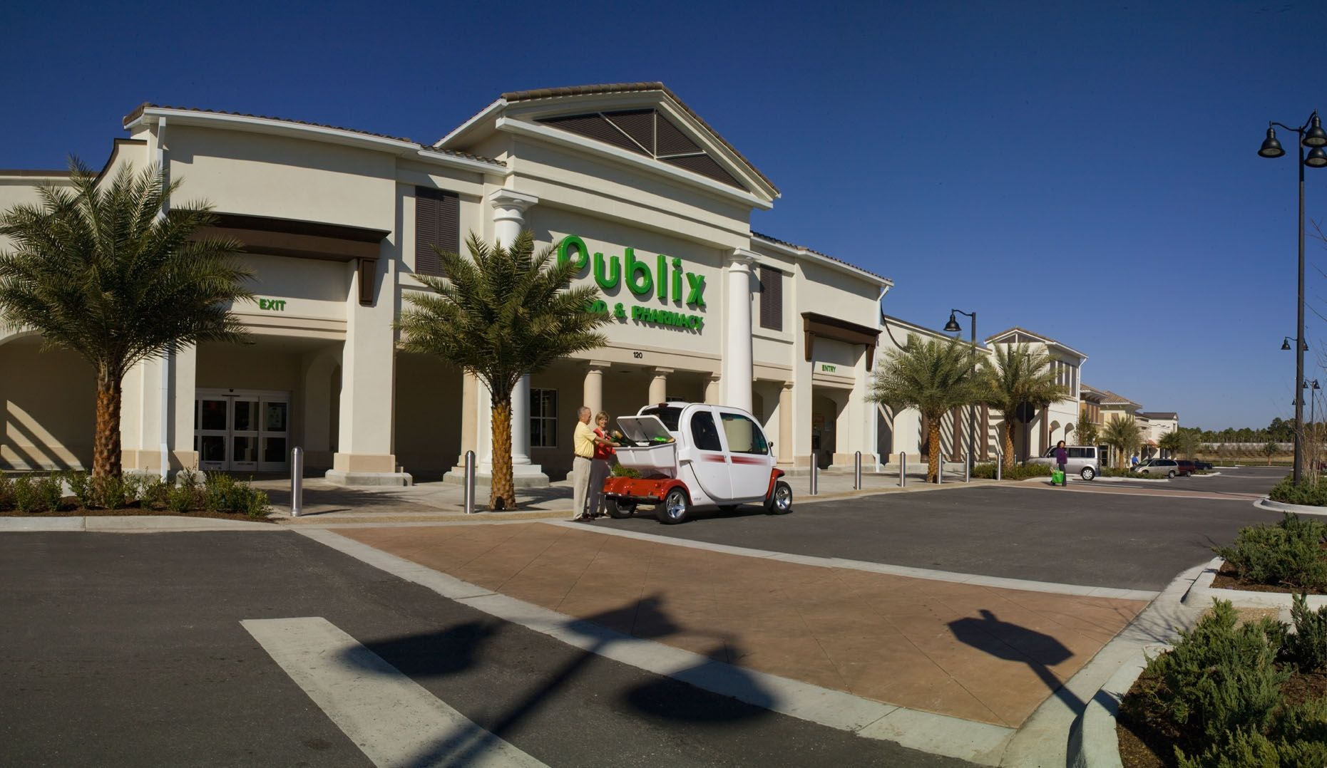 Nocatee's Town Center boasts the largest Publix in Northeast Florida!