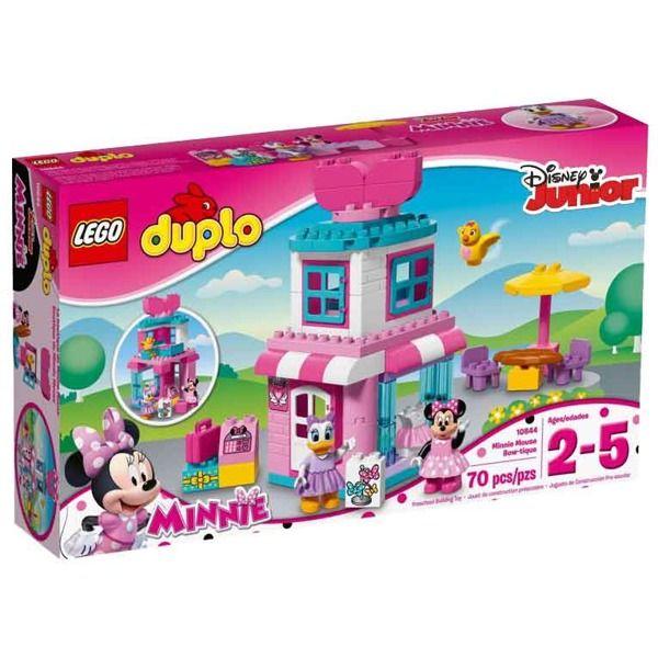 Lego Duplo Butik Minnie 10844 Muzyka Lego Duplo Lego Disney