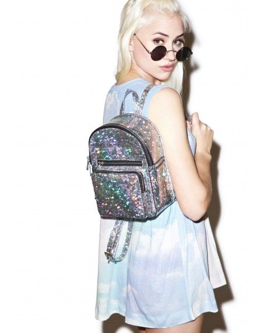 Current Mood Sparkle Party Mini Backpack | Dolls Kill