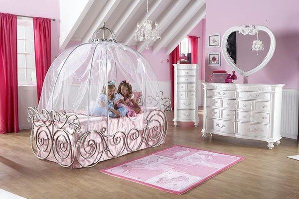 Girls Princess Bedroom Set | Better Girls Bedroom Sets ...