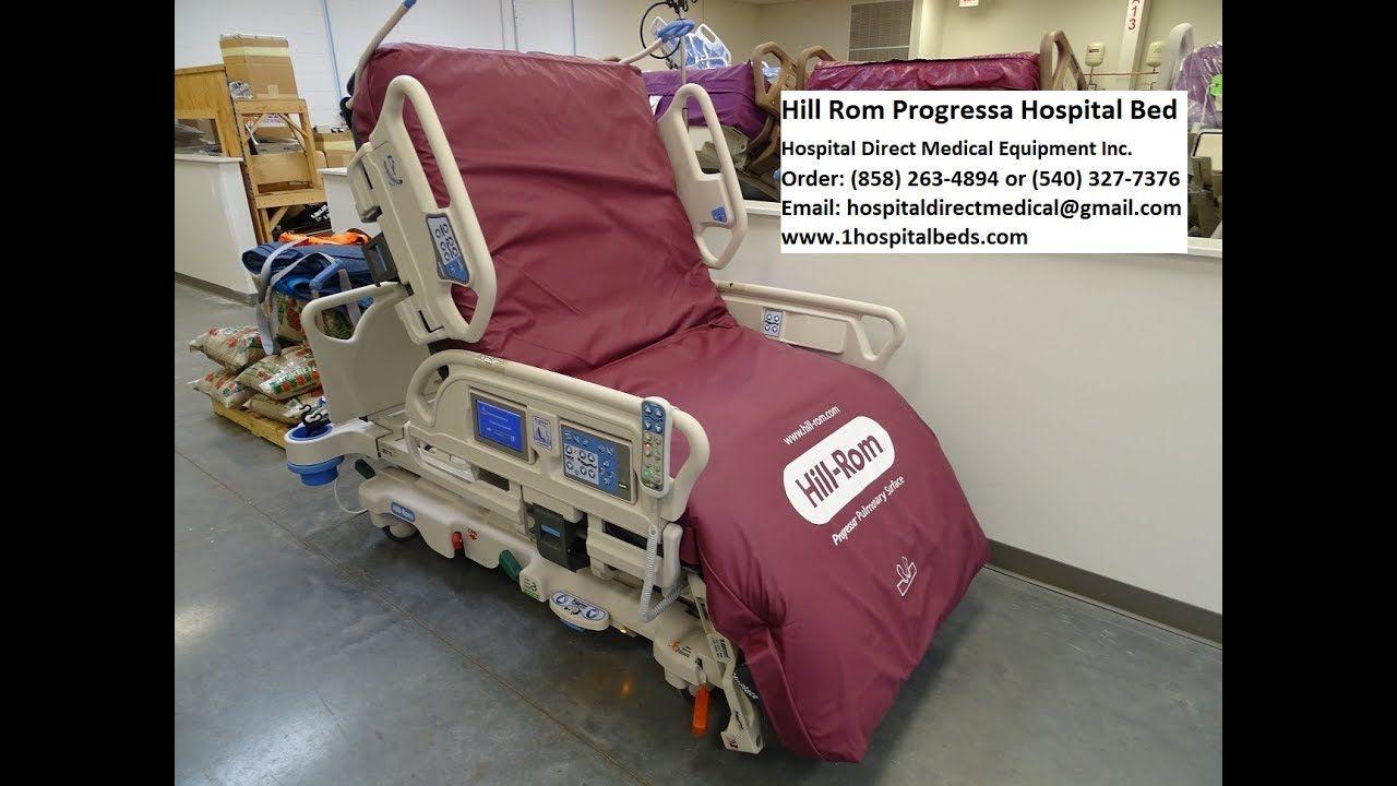 Hill Rom® Progressa® Bed Bed, Hospital bed, Refurbishing