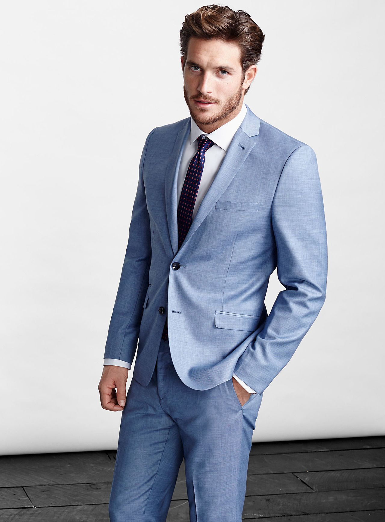 Justice Joslin for Simons | MEN | Pinterest | Men\'s suits, Suit men ...