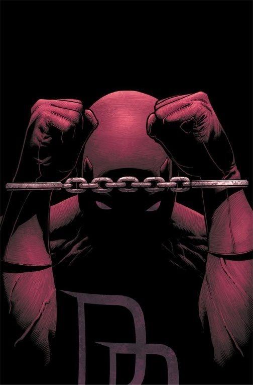 Daredevil Vol 2. #82 Variant cover, by Steve McNiven
