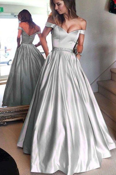 Vestidos De Quince Años Color Plata Vestidos Para
