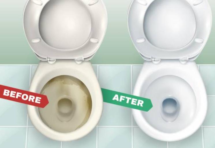 La Methode Redoutable Pour Rendre Le Fond Des Toilettes Impeccable