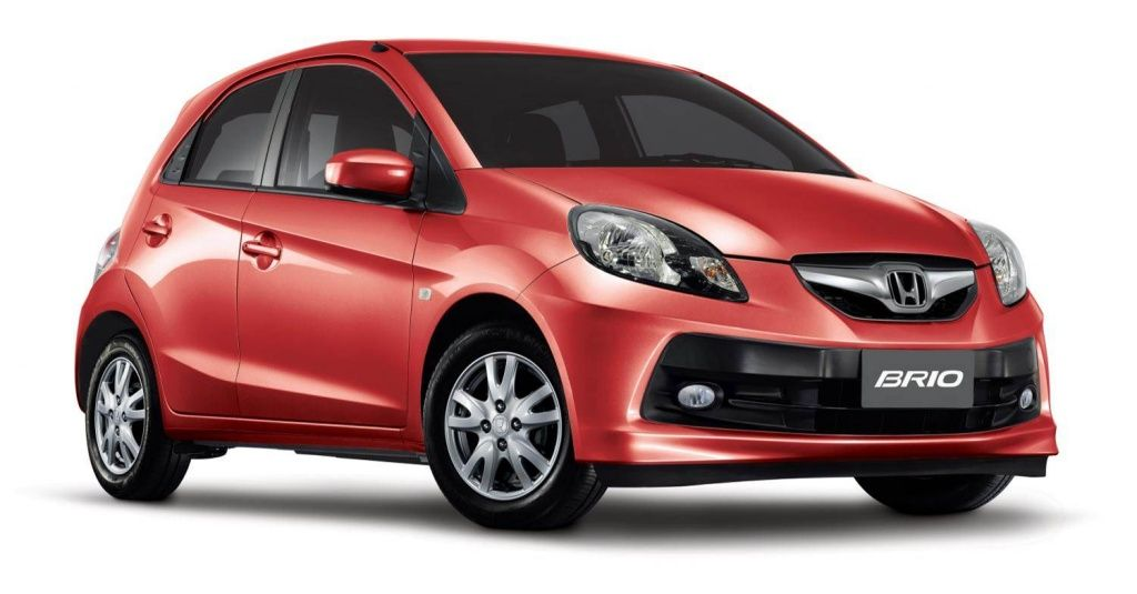 5 Best Automatic Hatchbacks Honda Brio Honda Product Launch