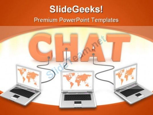 Chat internet business powerpoint template 0810 powerpoint chat internet business powerpoint template 0810 powerpoint templates themes background toneelgroepblik Image collections