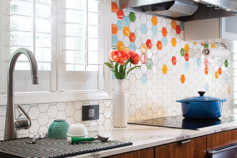 5 Backsplash Ideas For Your Kitchen In 2020 Kitchen Tiles Design Kitchen Backsplash Kitchen Planner