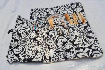 Tutorial Knitting Needle Caseorganizer By Un Petit Squab Knitty