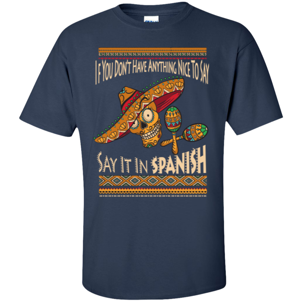 how to say t shirt in spanish