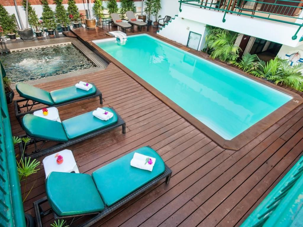 Best Hotels in Bangkok Pinnacle Lumpinee Park Hotel