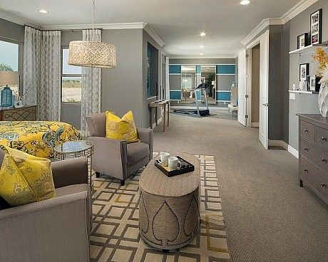 Peoria Residence By Meritage Homes Home My Home Design Luxury