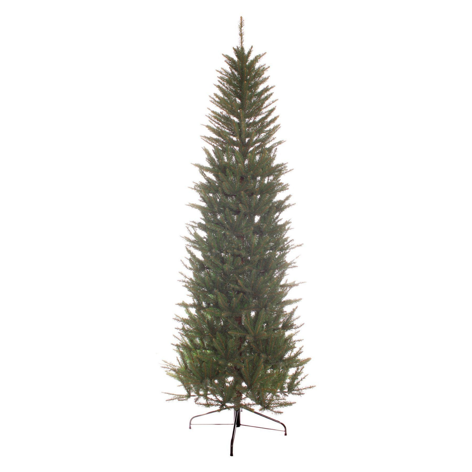 puleo international 75 ft fraser fir unlit slim christmas tree 277 ffsl - 75 Ft Slim Christmas Tree