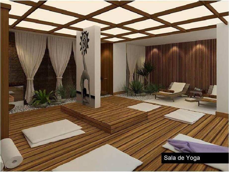 Sala De Yoga Yoga Studio Design Yoga Studio Decor Yoga Studio Interior