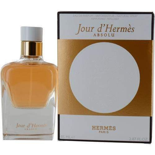 Jour d'Hermes Absolu women Eau De Parfum Spray Refillable 2.8 oz的圖片搜尋結果