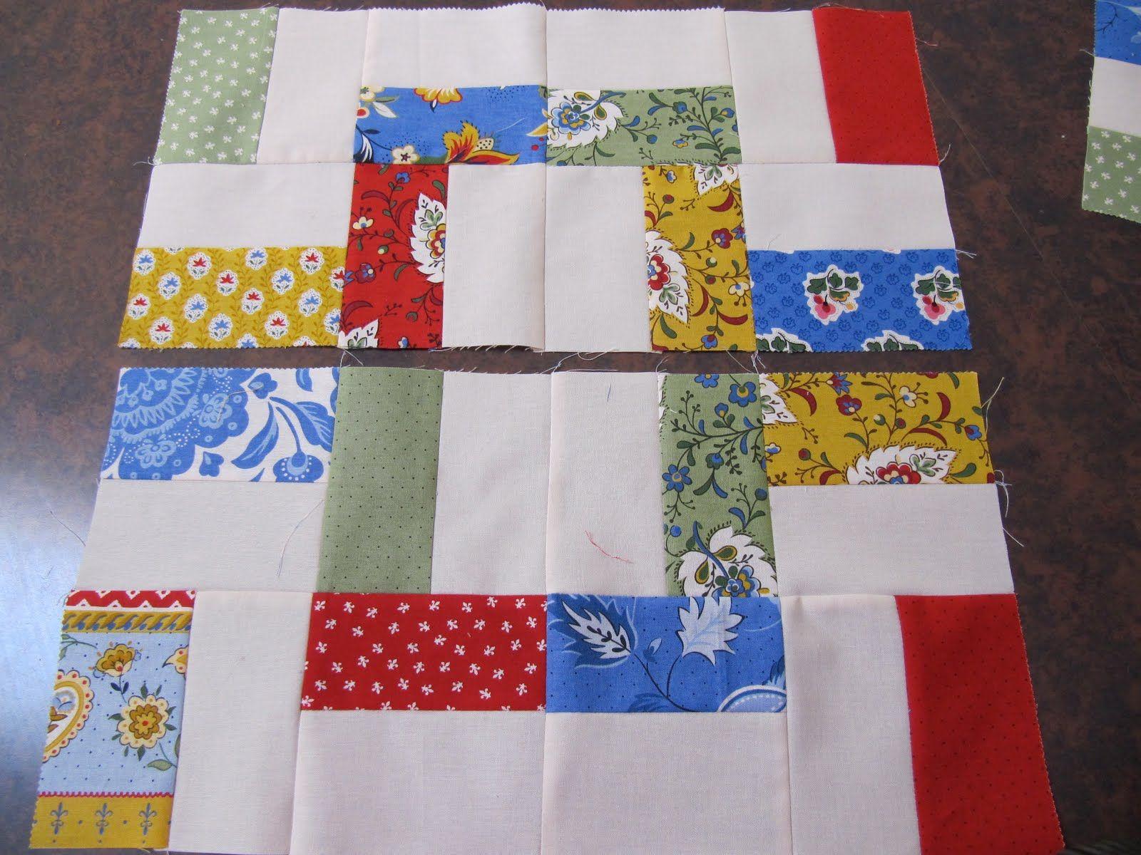 Picnic at Avignon Quilt Pattern