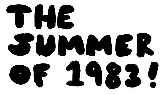 Summer Of 1983 The Sequel