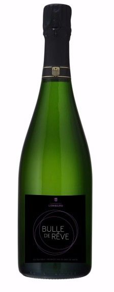 Champagne Lombard Champagne Bulle De Reve Extra Brut Nv Wine