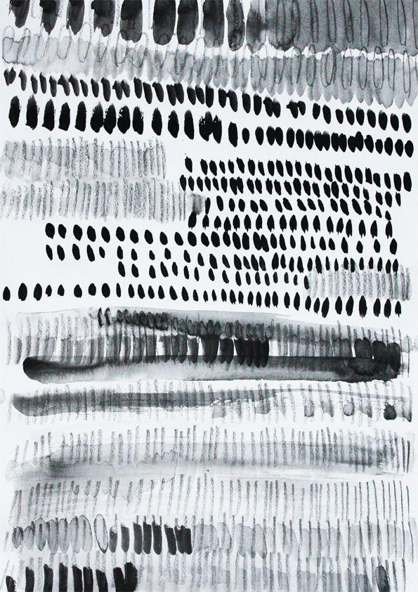 Polly Egmore Textile Design #textiledesign