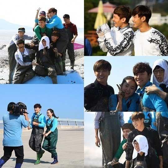 121014 Running Man Episode 115 (English Subs) - Guest Moon Geun