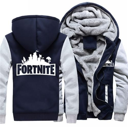 4d217631d Fortnite Hip Hop Hooded Jacket