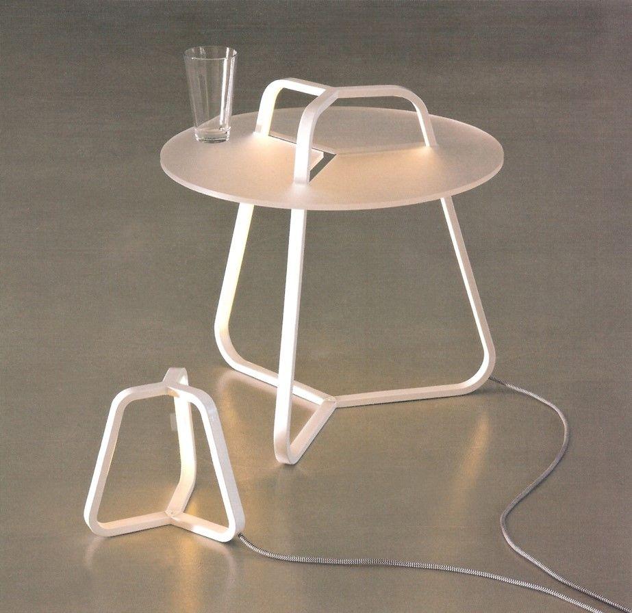 "Lampada Da Studio Design 2010 - ""toy"" – lampada da tavolo, terra a luce indiretta"