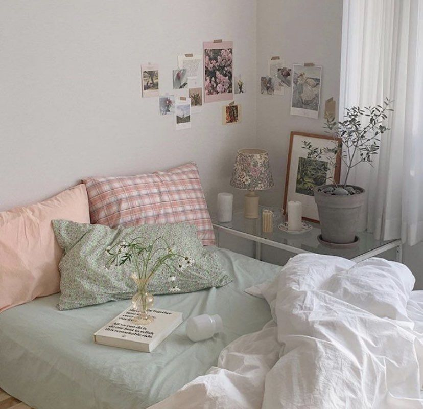 On Twitter Room Inspiration Bedroom Pastel Room Room Decor