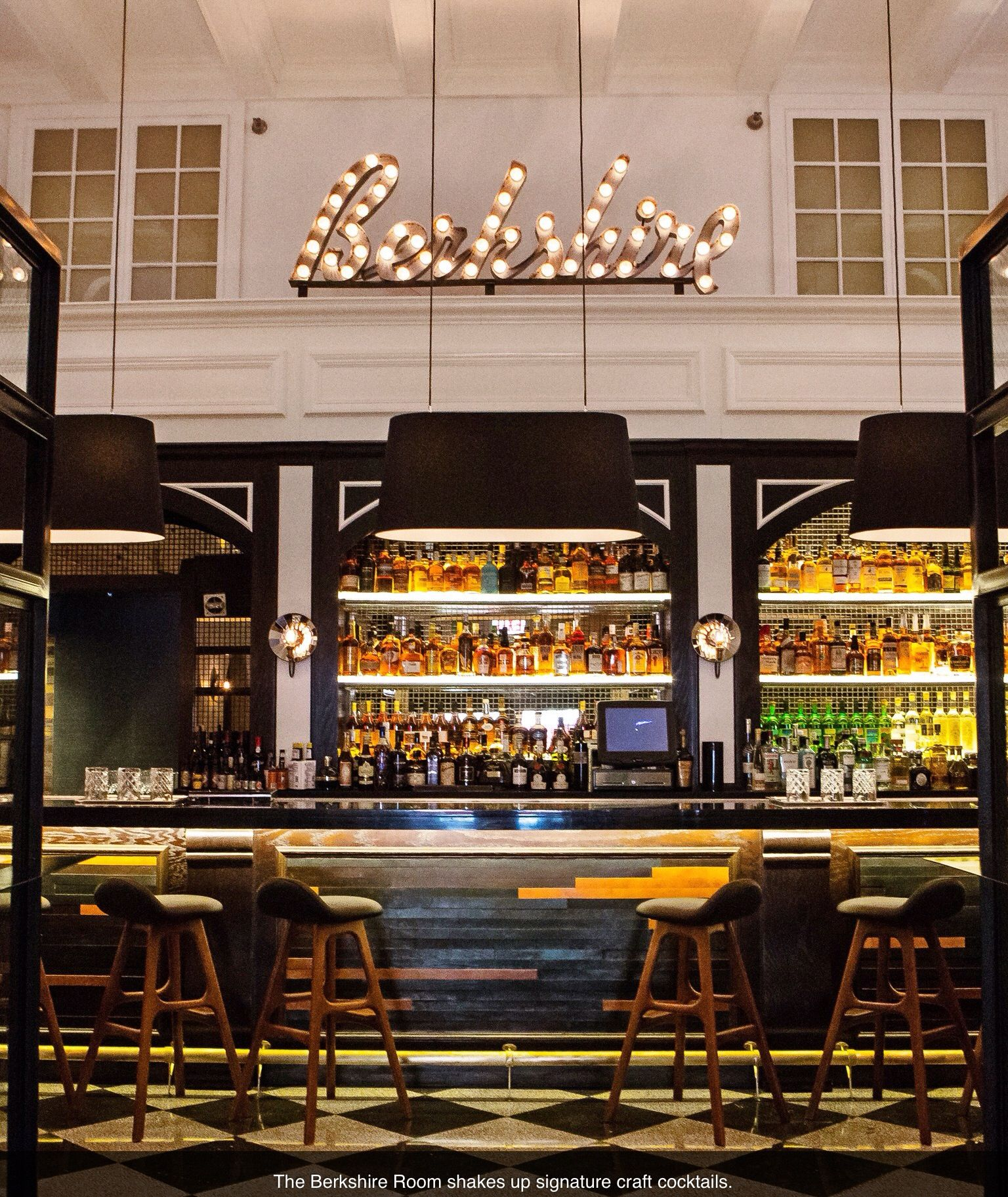The Berkshire Room at ACME Hotel Company Chicago | Chicago IL